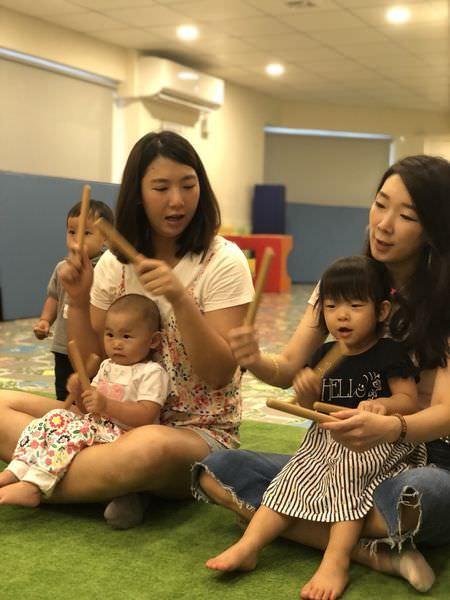 【寶寶】童樂匯親子教育中心推薦,及課程心得分享  (2)