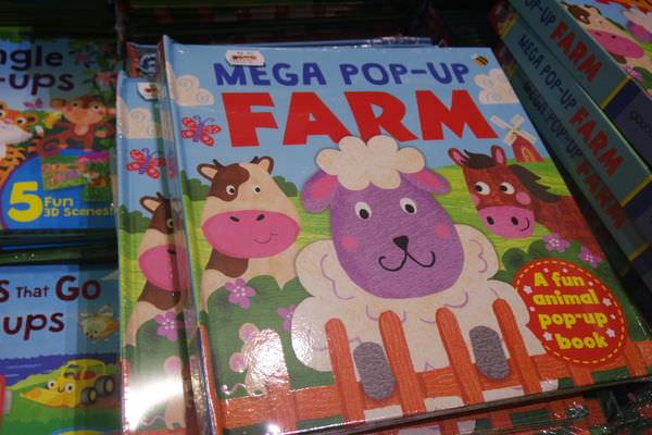 【寶寶】英文童書類別介紹及挑選經驗分享