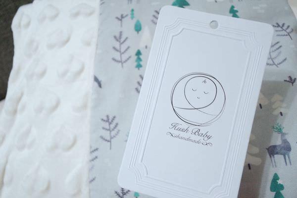 【寶寶】台灣自創設計安撫毯Hush Baby-手工樂樂被、小魔毯