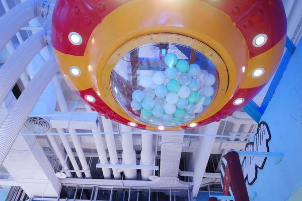 大直史努比樂園新開幕,大直ATT 8樓SNOOPY親子樂園
