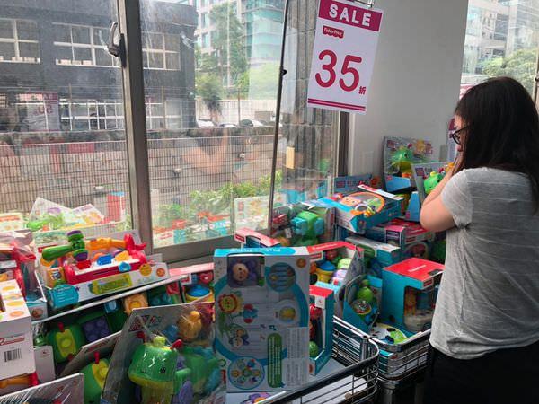 【寶寶】2018麗翔特賣會實況分享 ▋費雪特賣、nuby、湯瑪士、閃電麥坤、繪兒樂、智高、芭比、風火輪