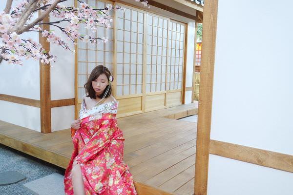 【寶寶】新莊宏野不二村。日式拍照景點 ▋親子餐廳-宏野食堂。VAVAVOOM時尚變裝