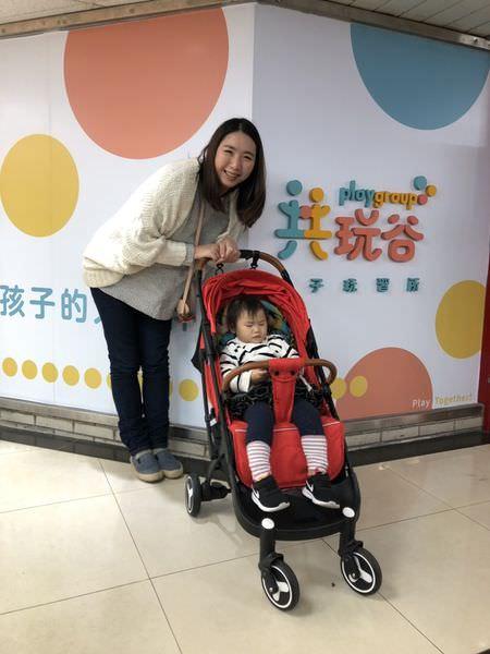 【寶寶】台北親子課程分享‒共玩谷親子玩習所 ▋含環境介紹、上課費用、課程心得 @艾比媽媽